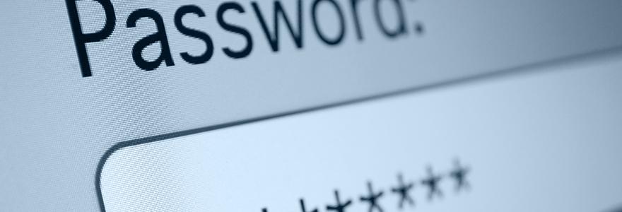 un mot de passe Hotmail